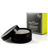 Edwin Jagger Limes & Pomegranate Shaving Soap 65g Travel Container